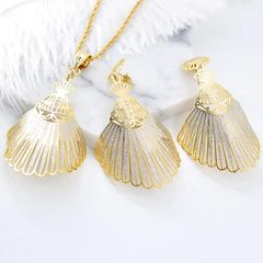 EARING AND PENDANT SET- 325