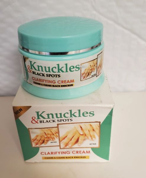 KNUCKLES AND BLACK SPOTS CLARIFYING CREAM