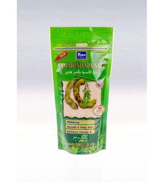 Yoko Tamarind Spa Milk Salt Whitening Exfoliating Body Scrub - 300g