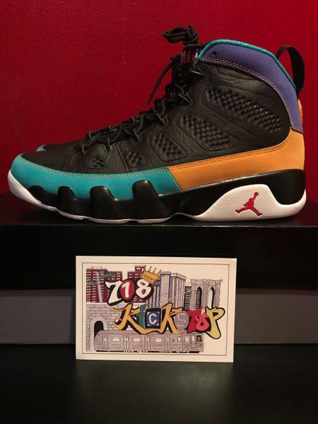 2c89d5700fb0b5 Air Jordan 9