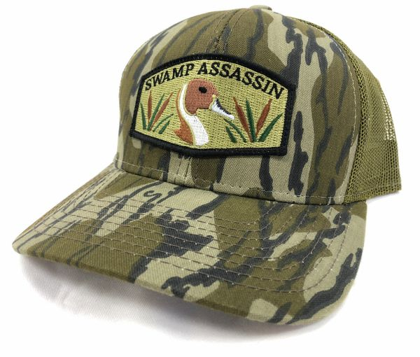 The Bottomland Pintail Snapback