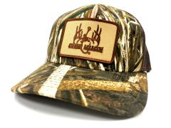 Max 5 Ranch Series Patch Snapback