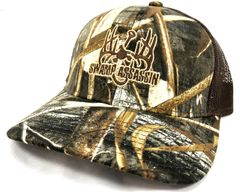 Swamp Assassin Max 5 Baseball Fit Snapback