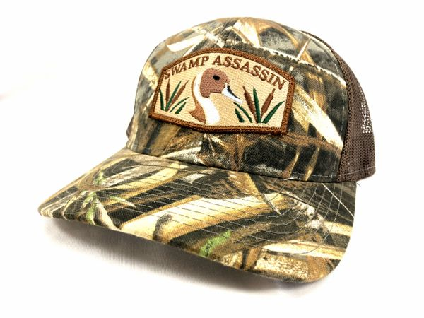 The Max 5 Pintail Snapback