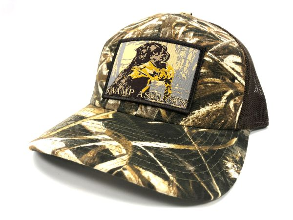 Swamp Assassin Realtree Max 5 Timber Retriever Snapback