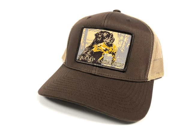New Brown/Khaki Timber Retriever Snapback