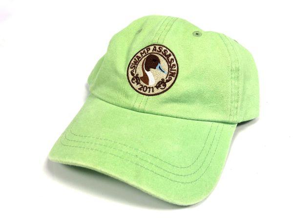 Swamp Assassin Pintail Crest Brassback Summer Lime