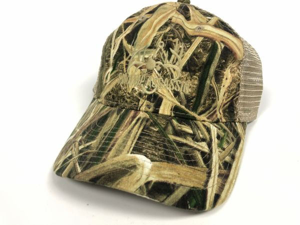 Mossy Oak Blades Camo Legacy Snapback Hat