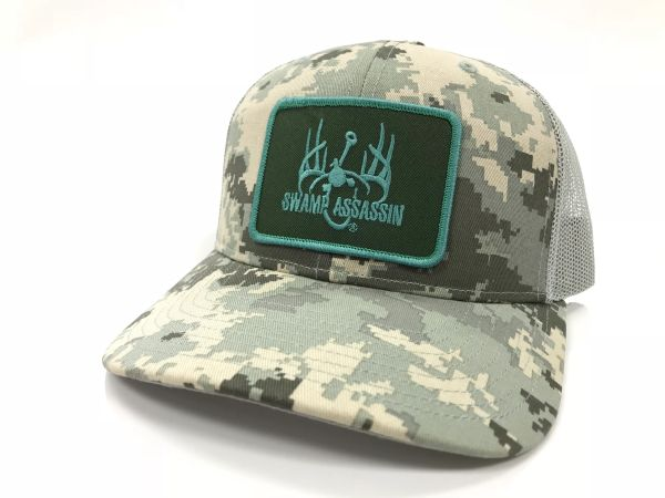 New Green DigiCamo Ranch Series Snapback