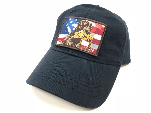 New Navy Guide Series Retriever Velcroback (RWB Lab Patch)