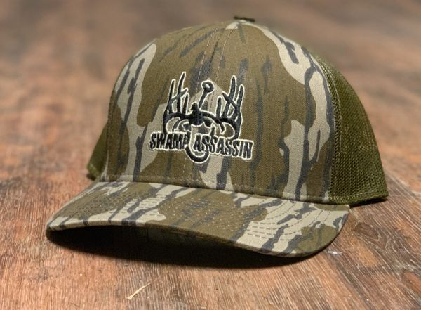 Swamp Assassin Bottomland Original Logo Snapback