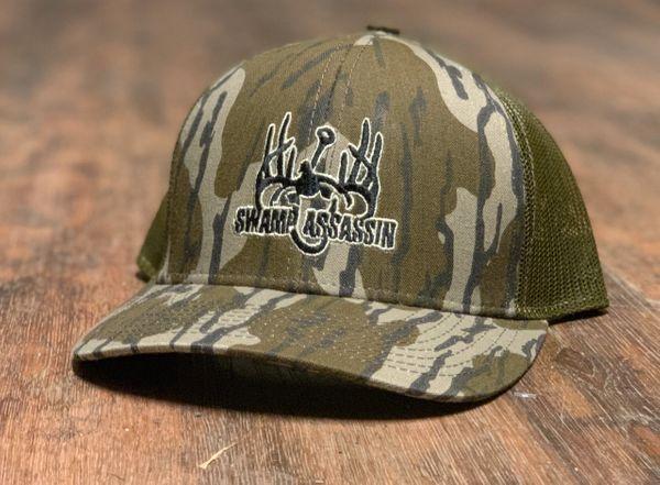 Swamp Assassin Bottomland Original Logo Snapback