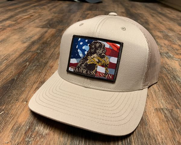 Swamp Assassin Freedom Retriever Khaki