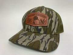 NEW SADDLE LEATHER SERIES PINTAIL SNAPBACK BOTTOMLAND **LIMITED STOCK**