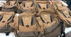 Swamp Assassin Limited Edition DriDuck Series Canvas Backpack with Laptop Pocket