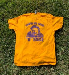 "SHOW ME YOUR ""O"" FACE GAMEDAY TEE"