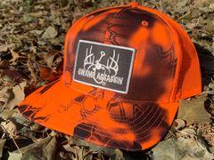 New GEN3 Logo Kryptek Blaze Orange Snapback (DarkGrey/Silver)
