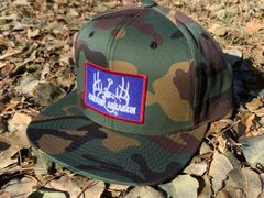 New GEN3 TallBoy Old School Camo Green (Choose Your Color Combo)