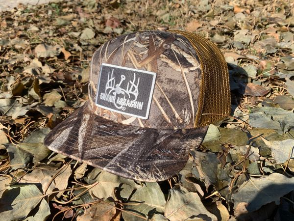 New GEN3 Realtree Max 5 Camo (Grey/Silver Patch)