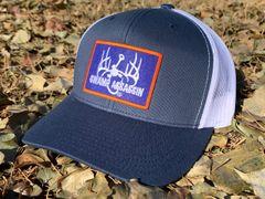 New GEN3 Logo Navy/White Snapback w Navy/Orange/White Series Patch
