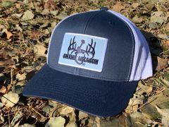 New GEN3 Logo Navy/White Snapback w Navy/Carolina Blue and White Series Patch