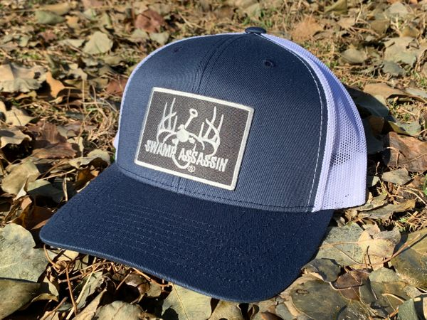 New GEN3 Logo Navy/White Snapback w Dark Grey/Silver Series Patch