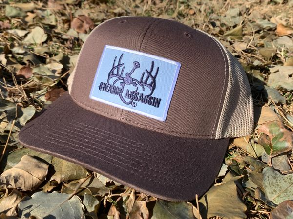 New GEN3 Logo Brown/Khaki Snapback with Navy/Carolina Blue/White Patch