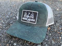 Swamp Assassin Off The Grid Snapback (GREEN)