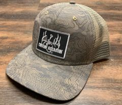 Swamp Assassin Off The Grid Snapback (KHAKI)
