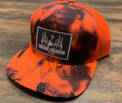 Swamp Assassin G3 Kryptek Camo Blaze Orange Snapback