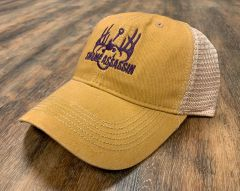 Limited Edition Purple and Gold Legacy Series Snapback