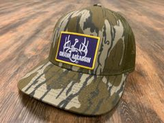Swamp Assassin Mossy Oak Bottomland Original Snapback (LSU)
