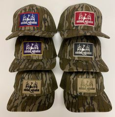 Swamp Assassin Mossy Oak Bottomland Original Snapback (CHOOSE PATCH COLOR)