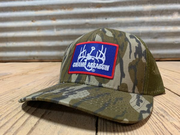 Swamp Assassin Mossy Oak Bottomland Original Snapback