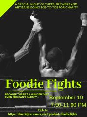 Food Fights! General Admission