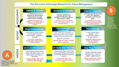 The Effective Executive's Blueprint for Smart Management