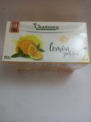 CHAMONG LEMON GREEN TEA BAGS(BUY1 GET 1 FREE)