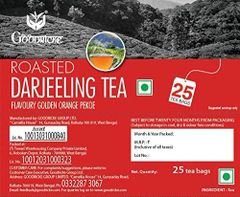 GOODRICKE ROASTED 25 TEA BAGS