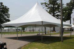 ***30' x 30' High-Peak Tent Top