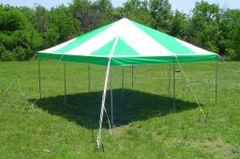 20' x 20' Pole Tent