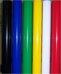 Colored Vinyl by the Roll (Commercial 16.5 Oz. Blockout & Flame Retardant-Meets NFPA-701)