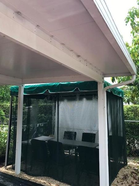 Greenhouse Shade Canopy (Available in a multitude of sizes, colors, and 5 to 100% shade fabrics)