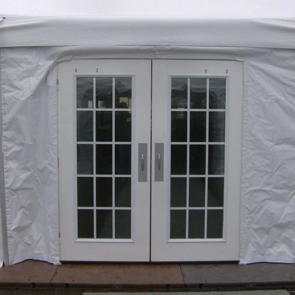 Doors for Frame Tents & Pole Tents
