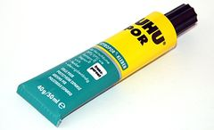 UHU POR 50ML Foam Board Adhesive Glue 49015