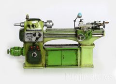 PLM344 Lathe Kit 1:32/1:35 scale by Plusmodel