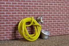 WM039B Tap, Hose and Bucket 1:32 scale by HLT Miniatures