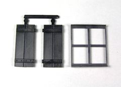 Windows and Shutters 1:32/1:35 Scale FB415