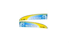 New Holland TL100A Tractor Self-Adhesive Decals/Sticker 1:32 Scale Dec20