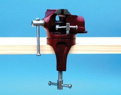 Swivel Vice with Bench Clamp Expo Tools 79503