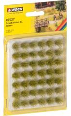 12mm Grass Tufts XL x 42 - Meadow Grass N07027 Noch